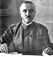 Il generale Pietro badoglio