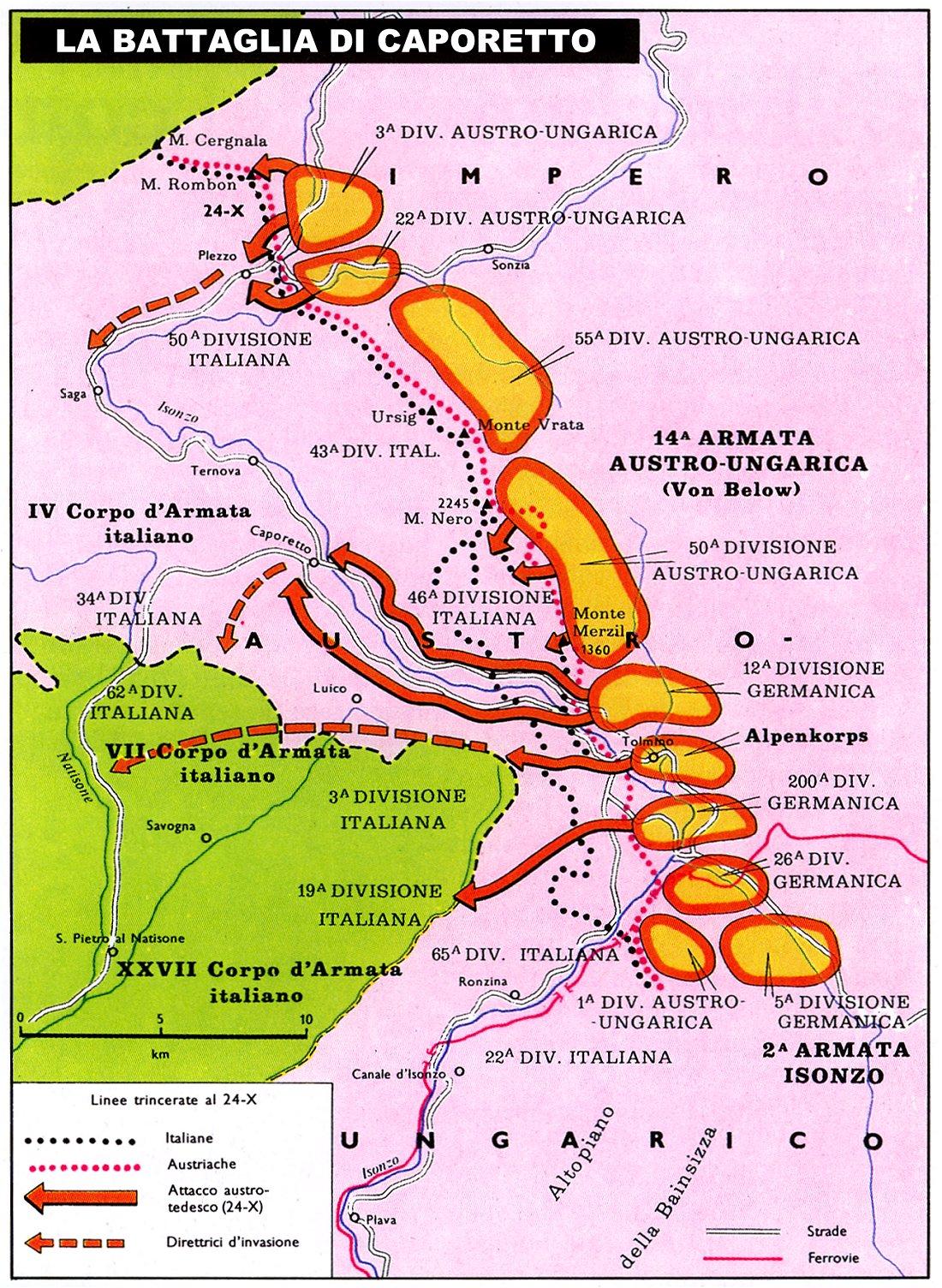 Cartina D Italia 1915.Breve Riassunto Della Grande Guerra Prima Guerra Mondiale