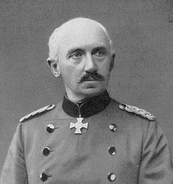 Il generale Otto von Below